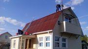 Кровельные работы и ремонт крыш