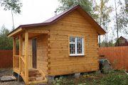 Строительство бани из блока,  сруба и бруса. - foto 0
