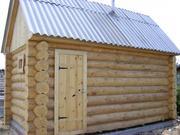 Строительство бани из блока,  сруба и бруса. - foto 2