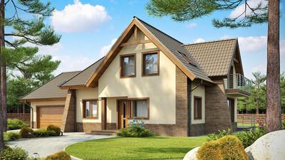 Строительство частных домов. - main